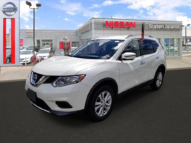 2017 Nissan Rogue AWD SV [0]