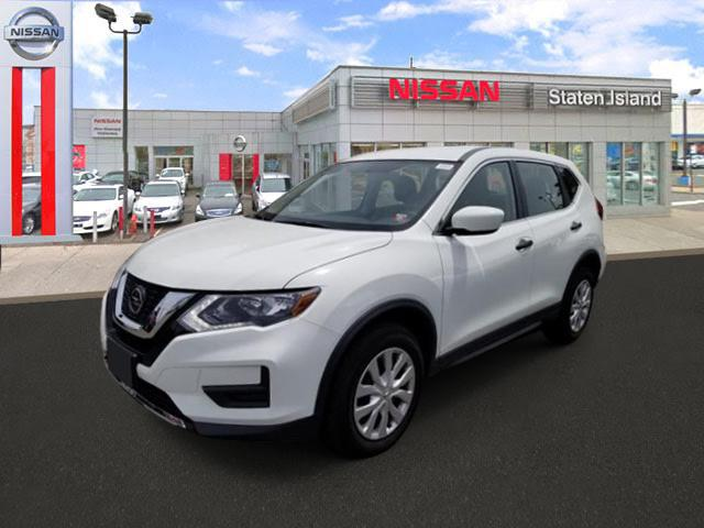 2017 Nissan Rogue AWD S [8]
