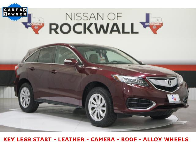 2017 Acura RDX FWD for sale in Rockwall, TX