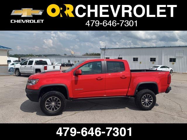 2020 Chevrolet Colorado 4WD ZR2 [10]