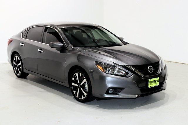 2018 Nissan Altima 2.5 SR [10]