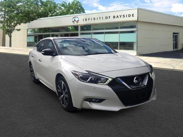 2017 Nissan Maxima SL [4]