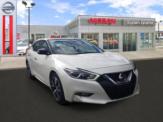 2017 Nissan Maxima SL [6]
