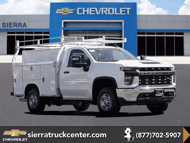 2020 Chevrolet Silverado 2500Hd Work Truck [13]
