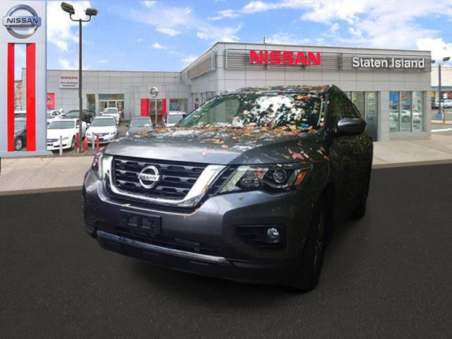 2017 Nissan Pathfinder 4x4 SV [2]