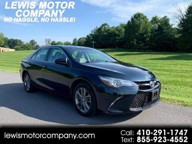 2015 Toyota Camry SE for sale in Clarksville, MD