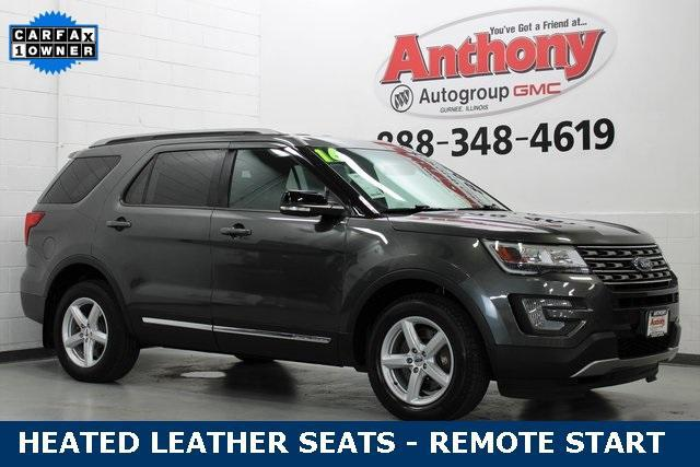 2016 Ford Explorer XLT for sale in Gurnee, IL