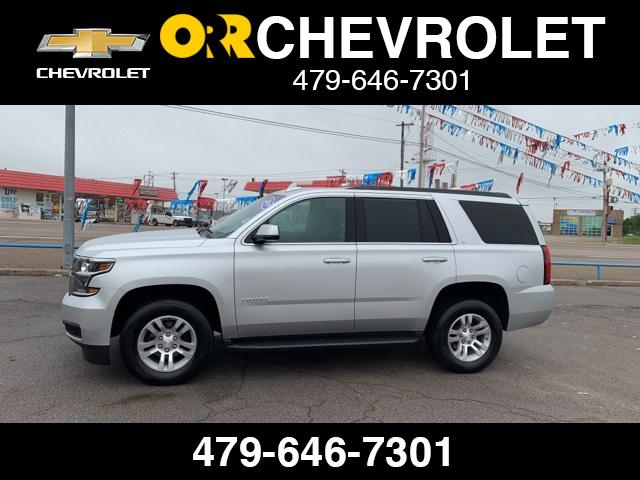 2019 Chevrolet Tahoe LT [4]