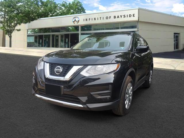 2019 Nissan Rogue S [1]