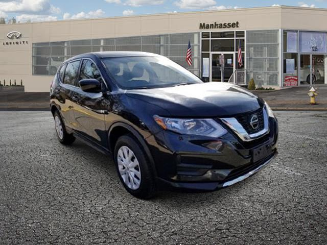 2019 Nissan Rogue S [8]
