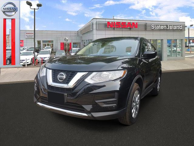 2019 Nissan Rogue AWD S [7]