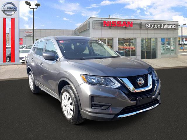 2019 Nissan Rogue AWD S [16]
