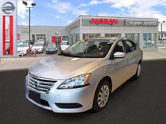 2019 Nissan Sentra S CVT [1]