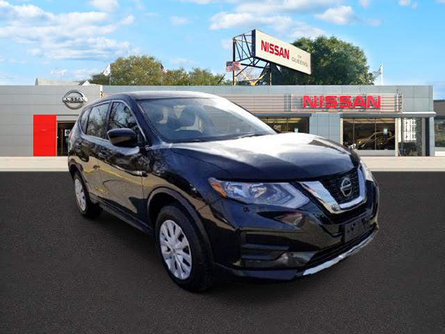 2019 Nissan Rogue S [4]