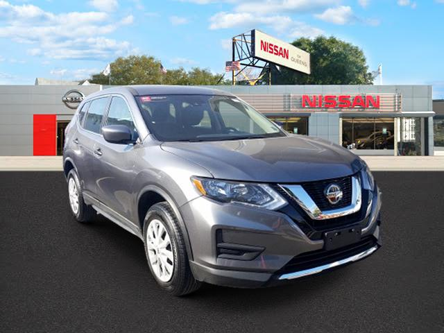 2019 Nissan Rogue S [5]