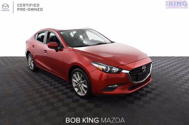 2018 Mazda Mazda3 4-Door TOURING 4dr Car Slide