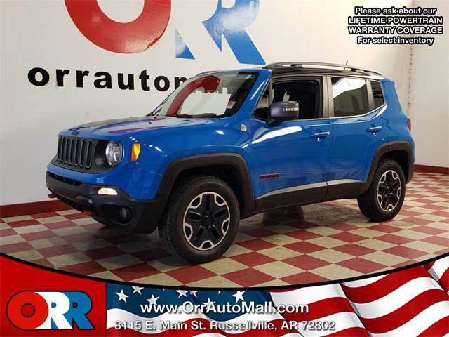 2015 Jeep Renegade Trailhawk [4]