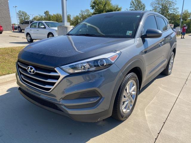 2017 Hyundai Tucson SE [4]