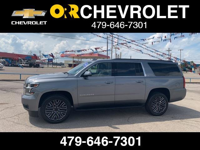 2019 Chevrolet Suburban LT [8]