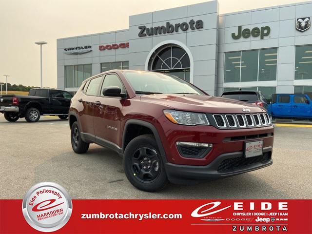 2021 Jeep Compass Sport for sale in Zumbrota, MN