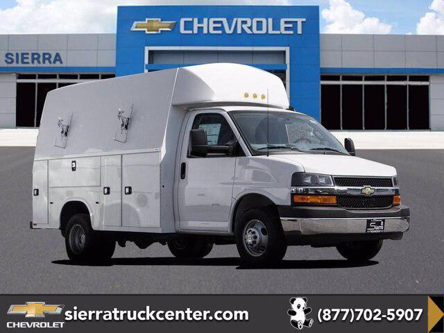 2020 Chevrolet Express Commercial Cutaway Van 139″ [5]