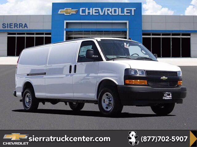 2020 Chevrolet Express Cargo Van RWD 2500 155″ [8]