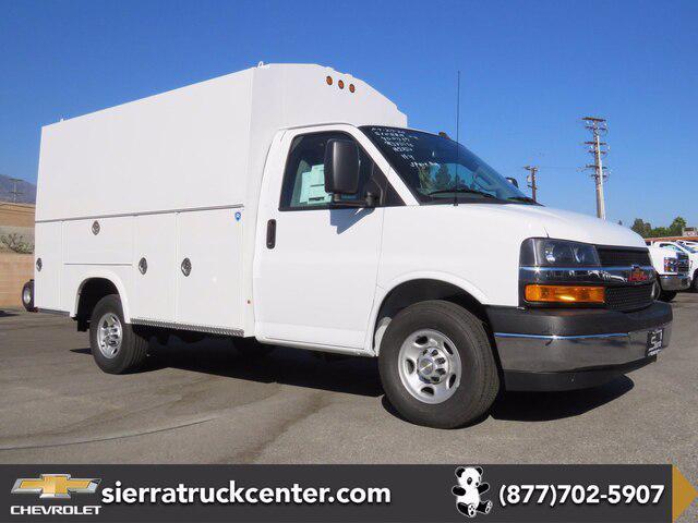 2020 Chevrolet Express Commercial Cutaway Van 139″ [19]
