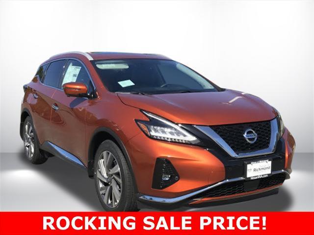 2020 Nissan Murano SL for sale in Stafford, VA