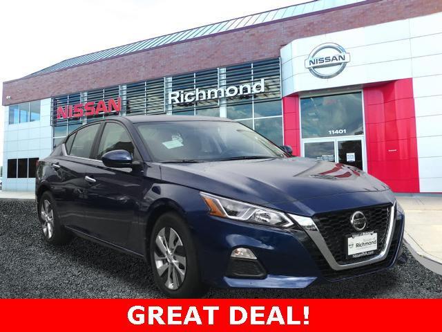 2019 Nissan Altima 2.5 S for sale in Stafford, VA
