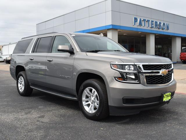 2019 Chevrolet Suburban LT [4]