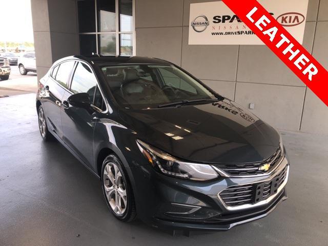 2018 Chevrolet Cruze Premier [8]