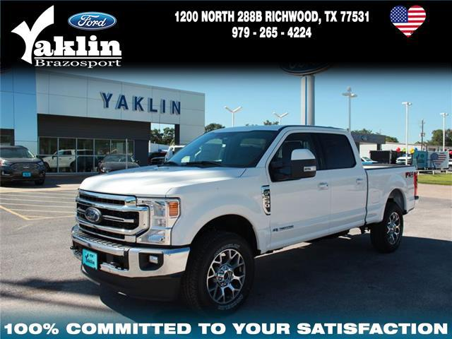 2020 Ford F-250 Lariat 4x4 SD Crew Cab 6.75 ft. box 160 in. WB SRW for sale in Richwood, TX