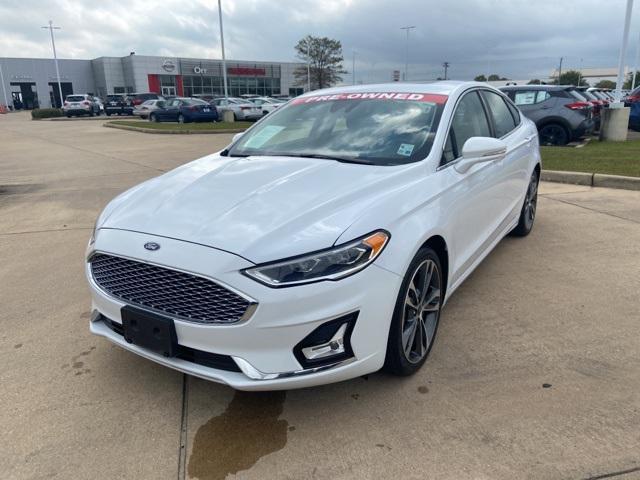 2019 Ford Fusion Titanium [8]