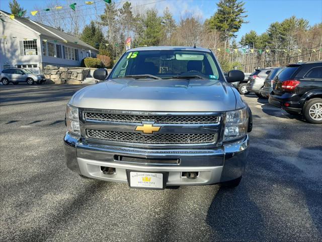 2013 Chevrolet Silverado 1500 LT for sale in Ossipee, NH