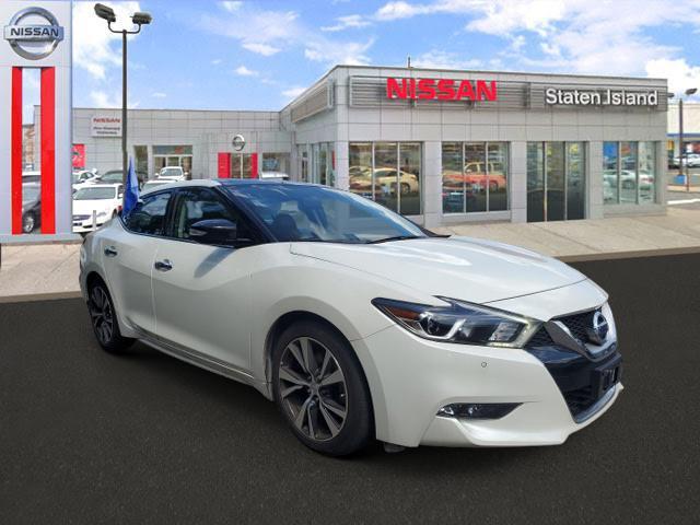 2017 Nissan Maxima SL [9]