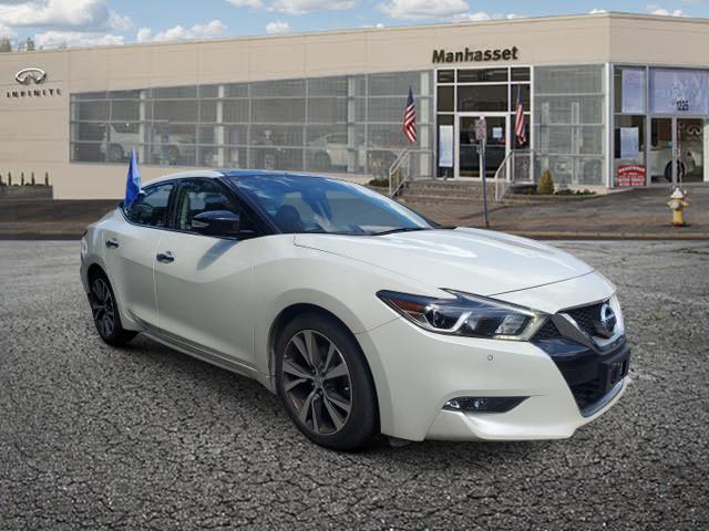 2017 Nissan Maxima SL [1]