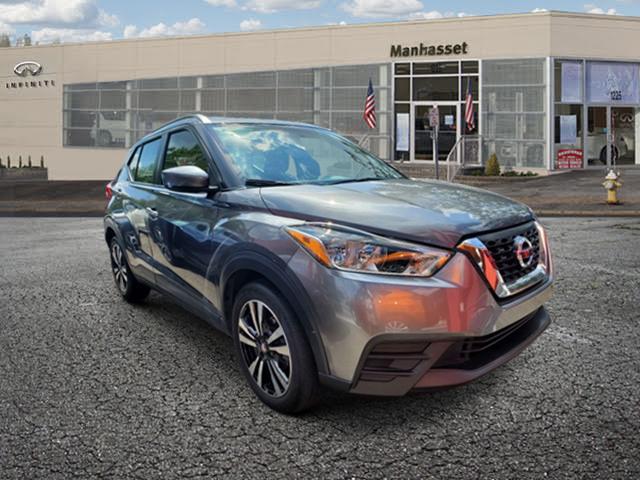 2018 Nissan Kicks SV [3]