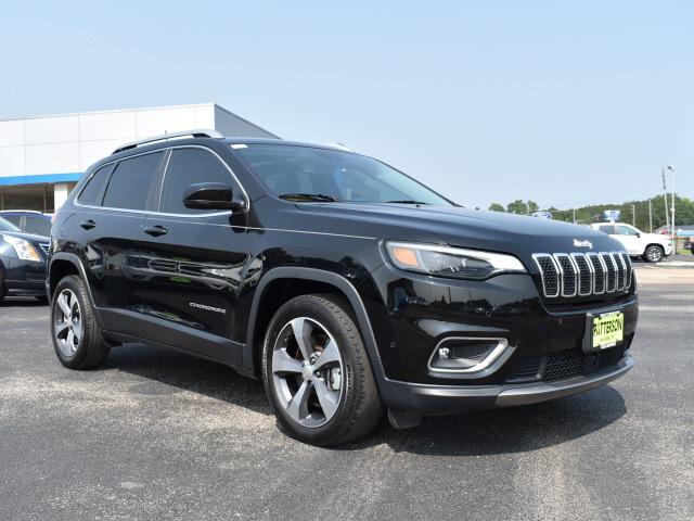 2019 Jeep Cherokee Limited [16]