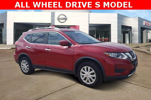 2017 Nissan Rogue S [4]