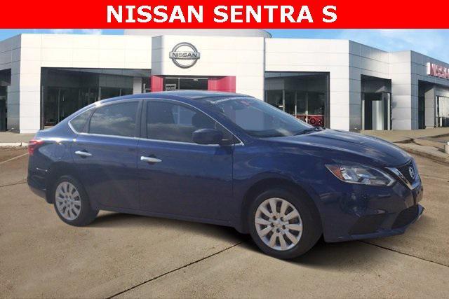 2017 Nissan Sentra S [9]