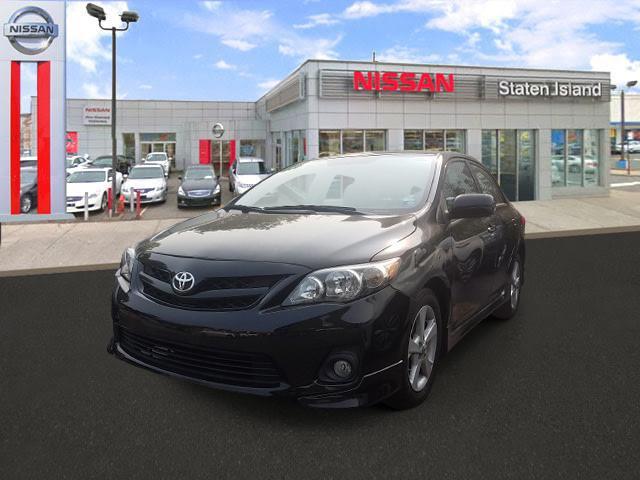 2013 Toyota Corolla 4dr Sdn Auto S (Natl) [1]