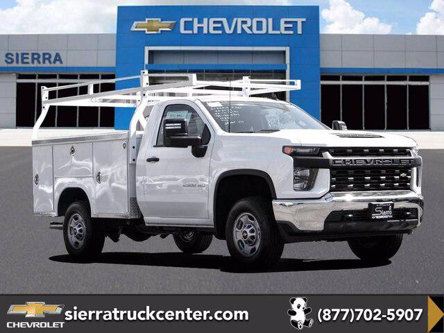 2020 Chevrolet Silverado 2500Hd Work Truck [3]