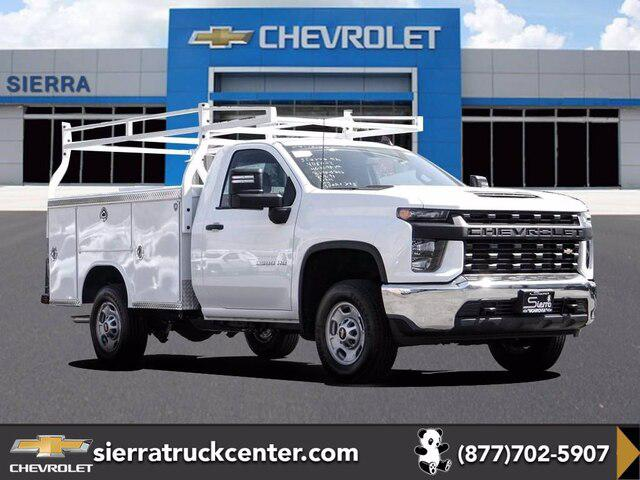 2020 Chevrolet Silverado 2500Hd Work Truck [6]