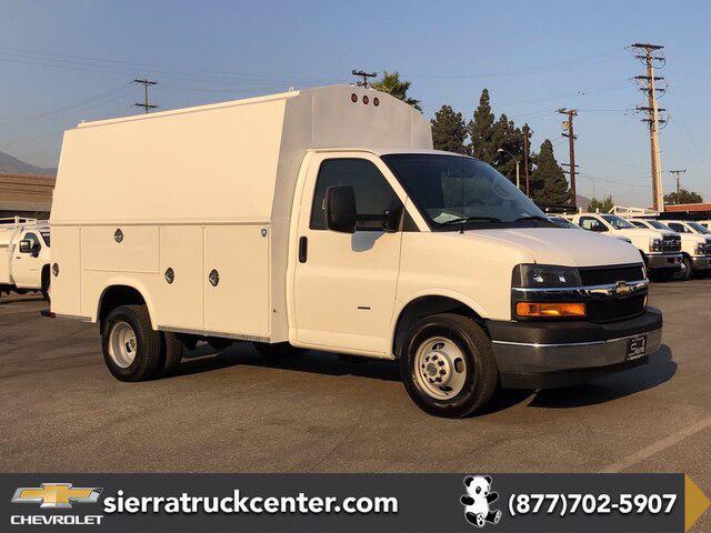 2020 Chevrolet Express Commercial Cutaway Van 139″ [4]