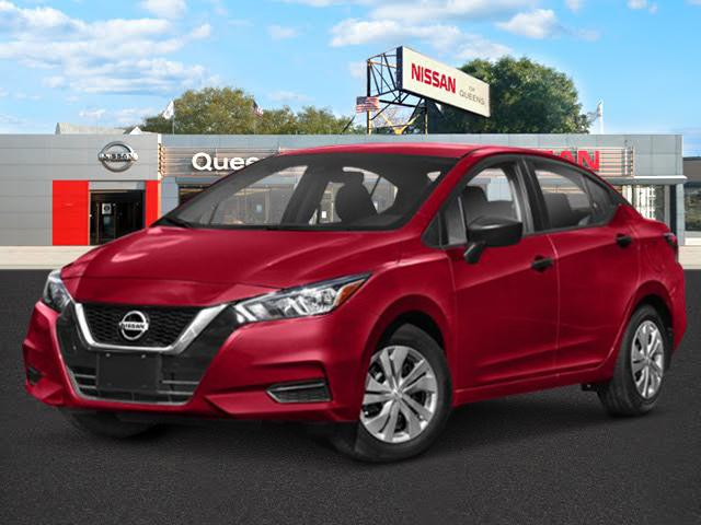 2020 Nissan Versa SV [10]