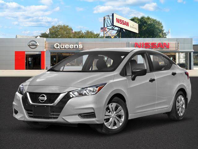 2020 Nissan Versa SV [5]