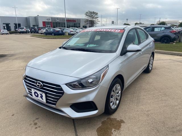2019 Hyundai Accent SE [1]