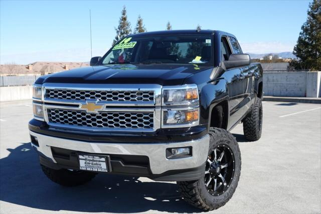 2014 Chevrolet Silverado 1500 LT for sale in San Jose, CA