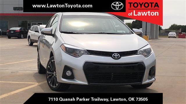 2016 Toyota Corolla S Plus [4]