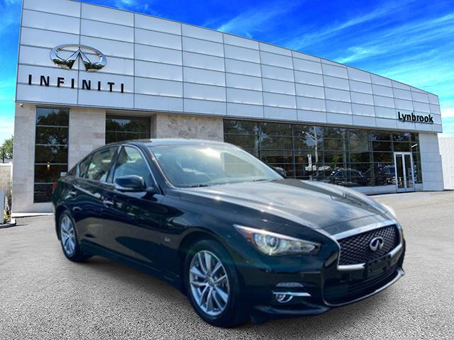 2017 INFINITI Q50 3.0t Premium AWD [17]
